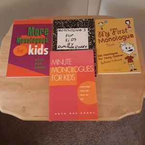 Performing Arts Training Books For Kids